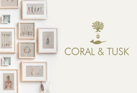CORAL&TUSK コーラル&タスク
