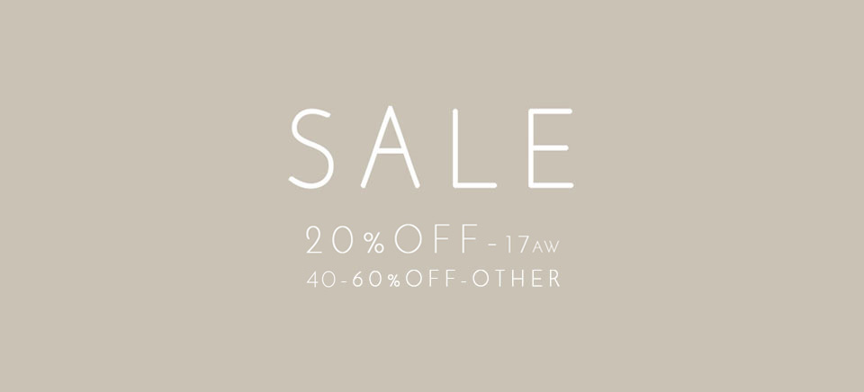 2017ss_summer sale